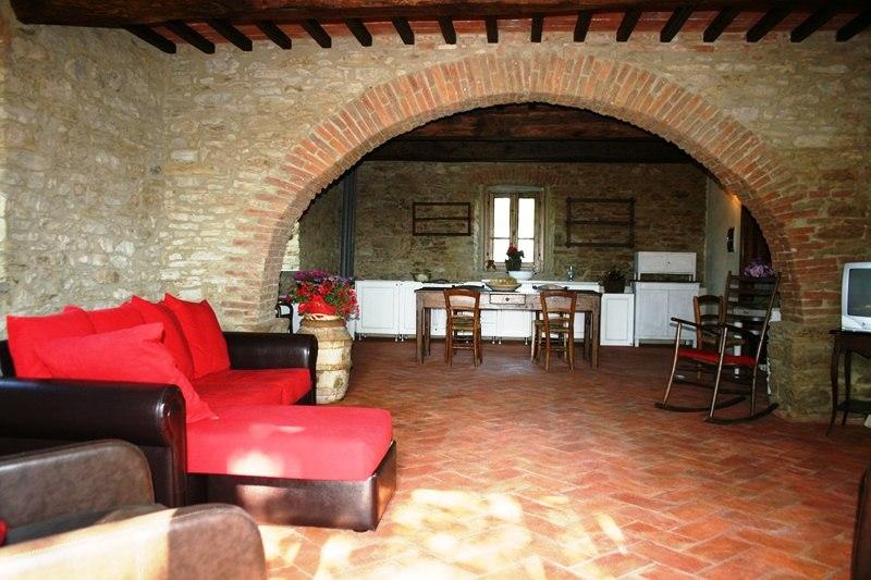 Emejing Cucina Soggiorno Con Arco Pictures - Amazing Design Ideas ...